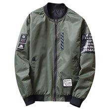 Load image into Gallery viewer, Explosive Men's Double-Faced Jacket Jacket Air Force Suit
