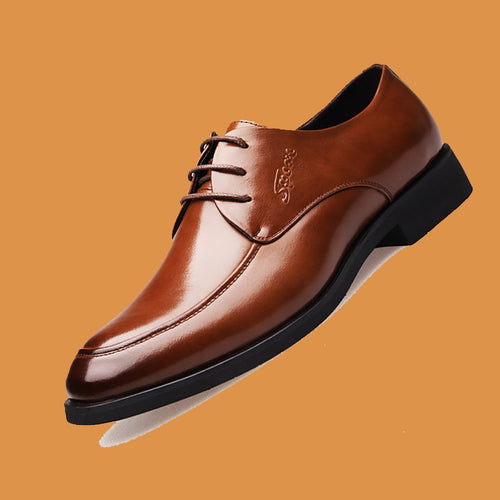 British Leather Business Casual Shoes