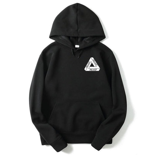 Trend PALACE Triangle Skateboard Cotton Men's Hoodie