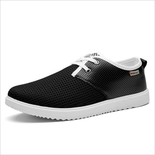Old School Mesh Breathable Flat Shoes