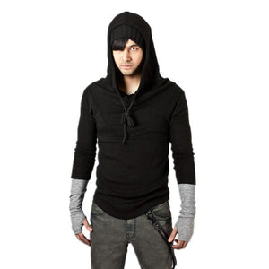 Basic Even Gloves Hoodie 4 Colors