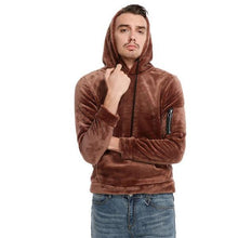 Load image into Gallery viewer, Casual Fashion Youth Sport Loose Plain Long Sleeve Hoodie