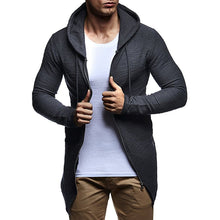 Load image into Gallery viewer, Fashion Long Sleeve Mens Outerwear