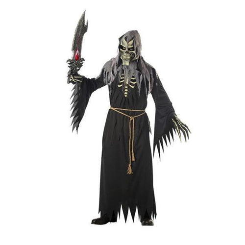 Halloween Fashion Mens Terrible Ghost Costume