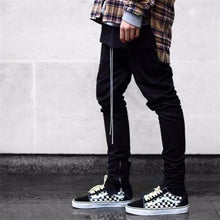 Load image into Gallery viewer, Casual Stylish Solid Color Elastic Waist Men Pants