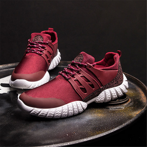 Men's sports breathable running shoes