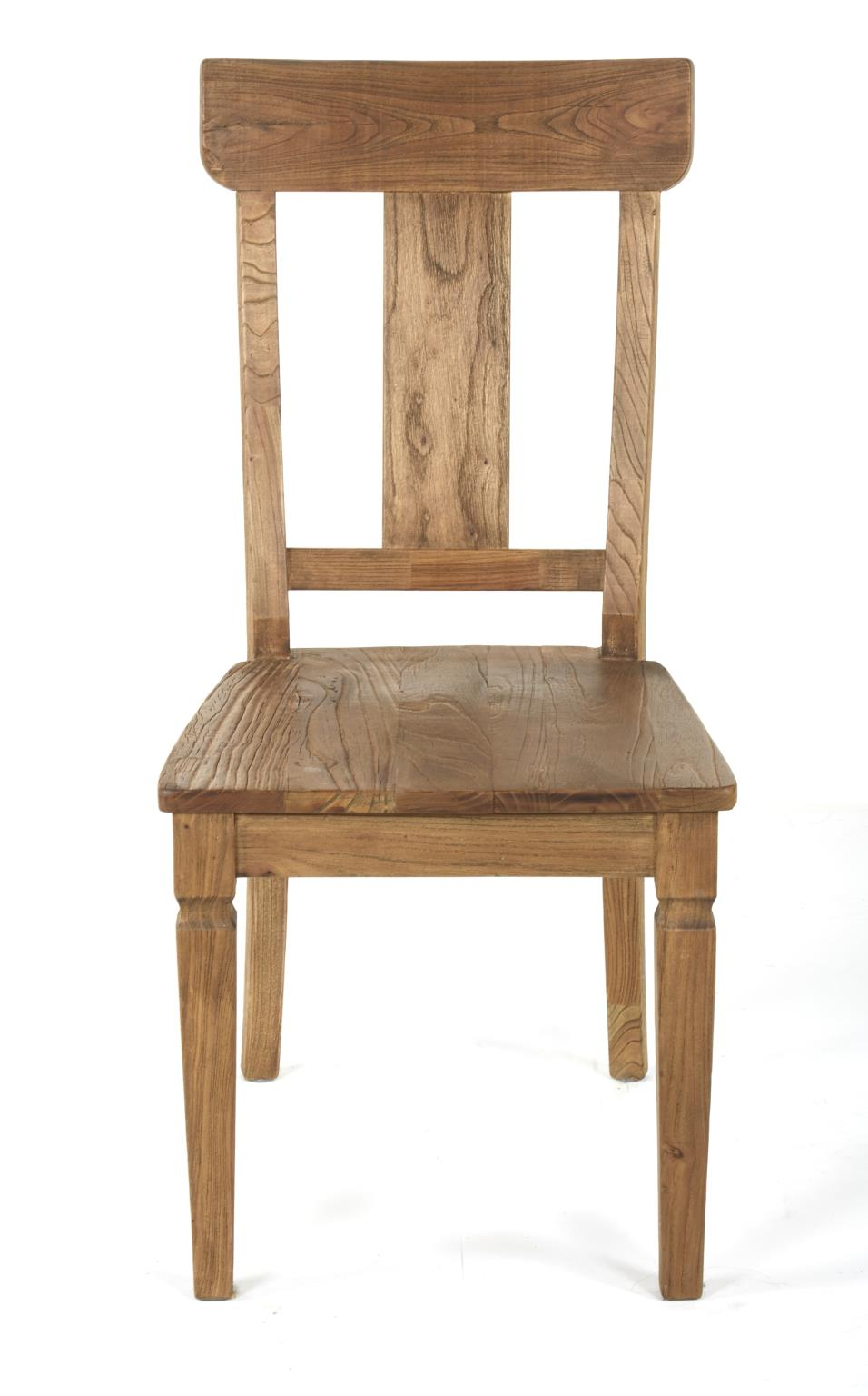 Reclaimed Elm Dining Chair