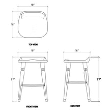 Load image into Gallery viewer, Tractor Counter Stool