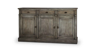 Presidential 3 Door Sideboard