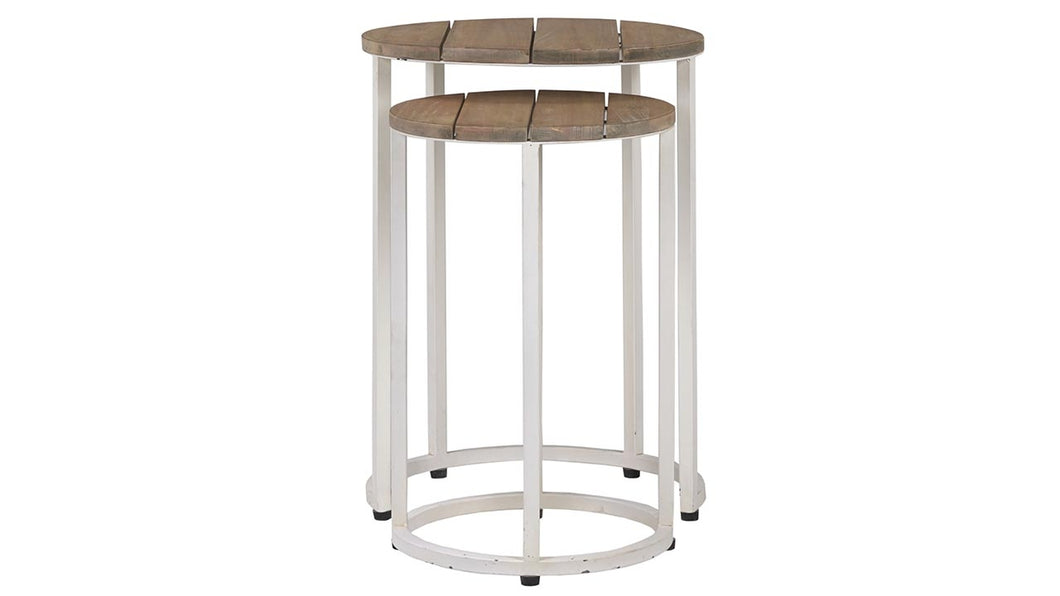 Espresso Nesting Tables