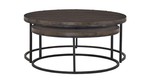 Paddington Nesting Round Coffee Table