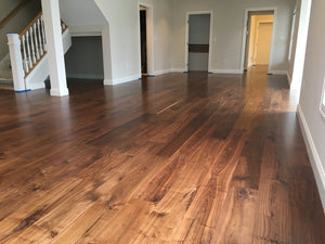 Reclaimed Walnut Flooring