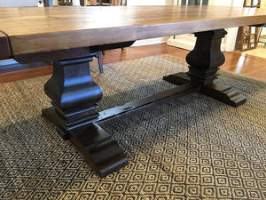 Custom Dewey Table