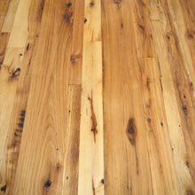 Load image into Gallery viewer, Reclaimed Hickory Flooring