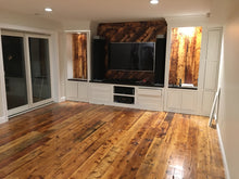 Load image into Gallery viewer, Reclaimed Eastern White Pine Flooring