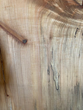 Load image into Gallery viewer, Spalted Maple Live Edge Slab