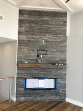 Load image into Gallery viewer, Reclaimed Wood Mantels