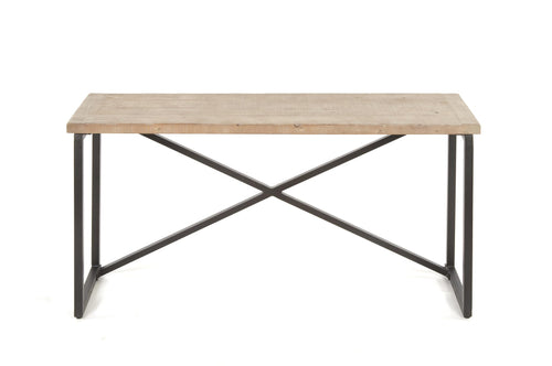 Console Table Iron Base