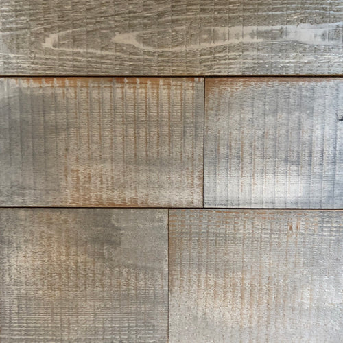 Wood Paneling - Weathered Gray