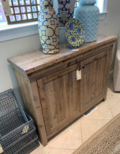 "Load image into Gallery viewer, 50"" Two Door Multipurpose Cabinet - Custom Finish"