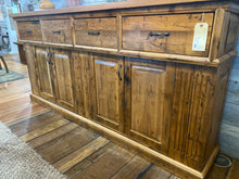 Load image into Gallery viewer, Edwardian Cabinet - Reclaimed Eastern White Pine