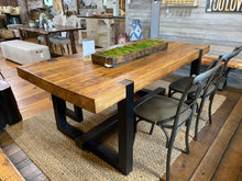 Load image into Gallery viewer, Buckhead Collection Dining Table 72""