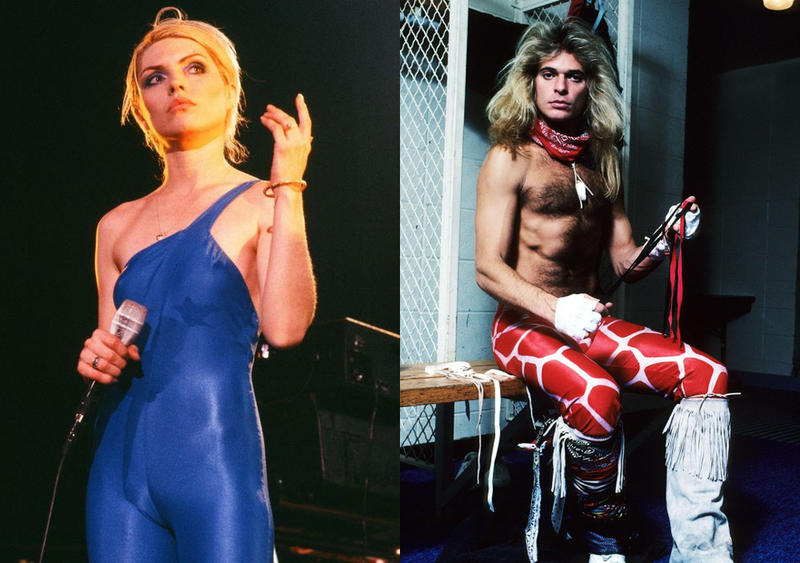 Debbie Harry, David Lee Roth Mamatabushi