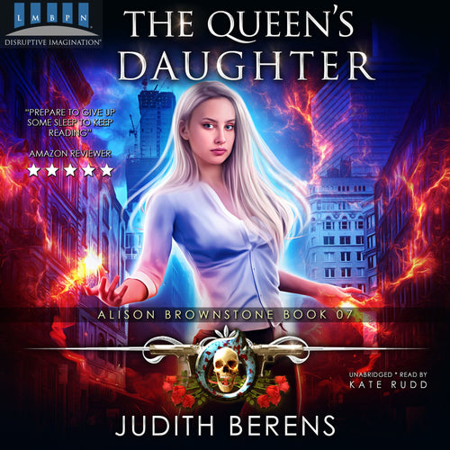 The Queen's Daughter: Alison Brownstone Book 7