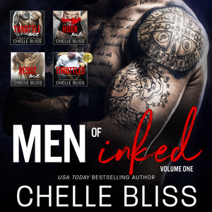 Men of Inked Volume 1: A Romantic Suspense Bundle