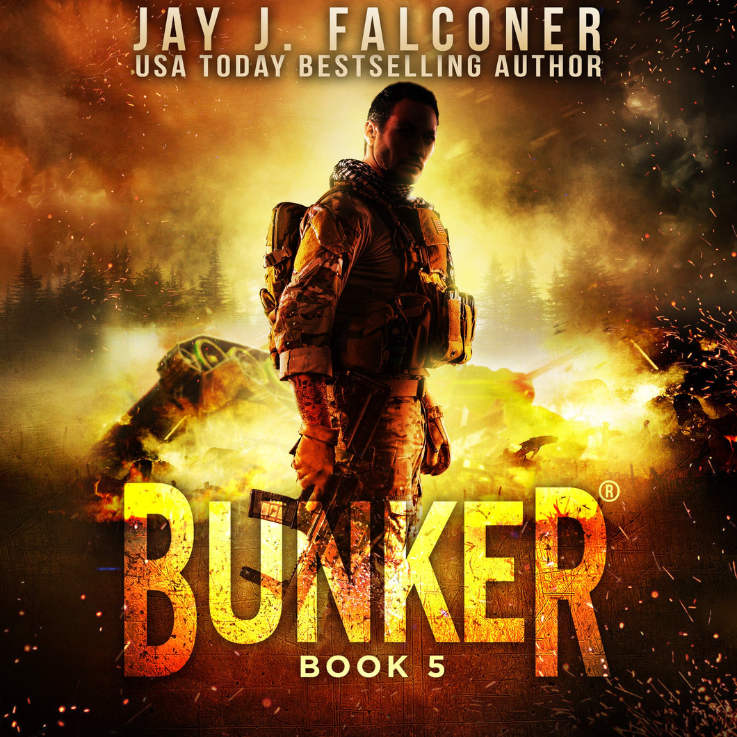 Bunker (Book 5): Zero Hour