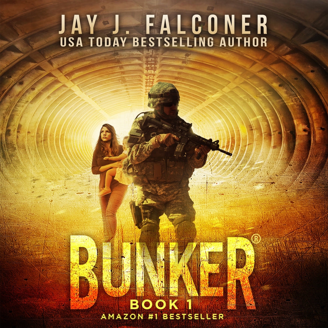 Bunker (Book 1): Born to Fight