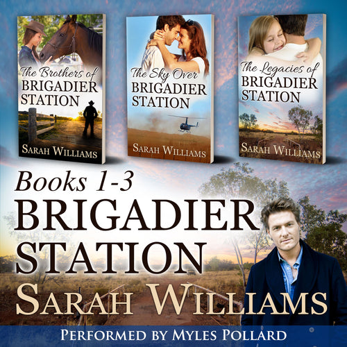 Brigadier Station Boxed Set: Books 1-3