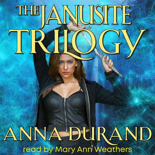 The Janusite Trilogy: Undercover Elementals, Books 1-3