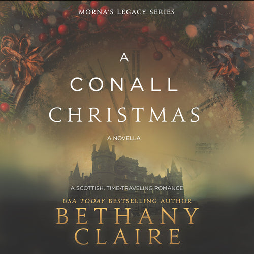 A Conall Christmas: A Scottish Time Travel Christmas Novella