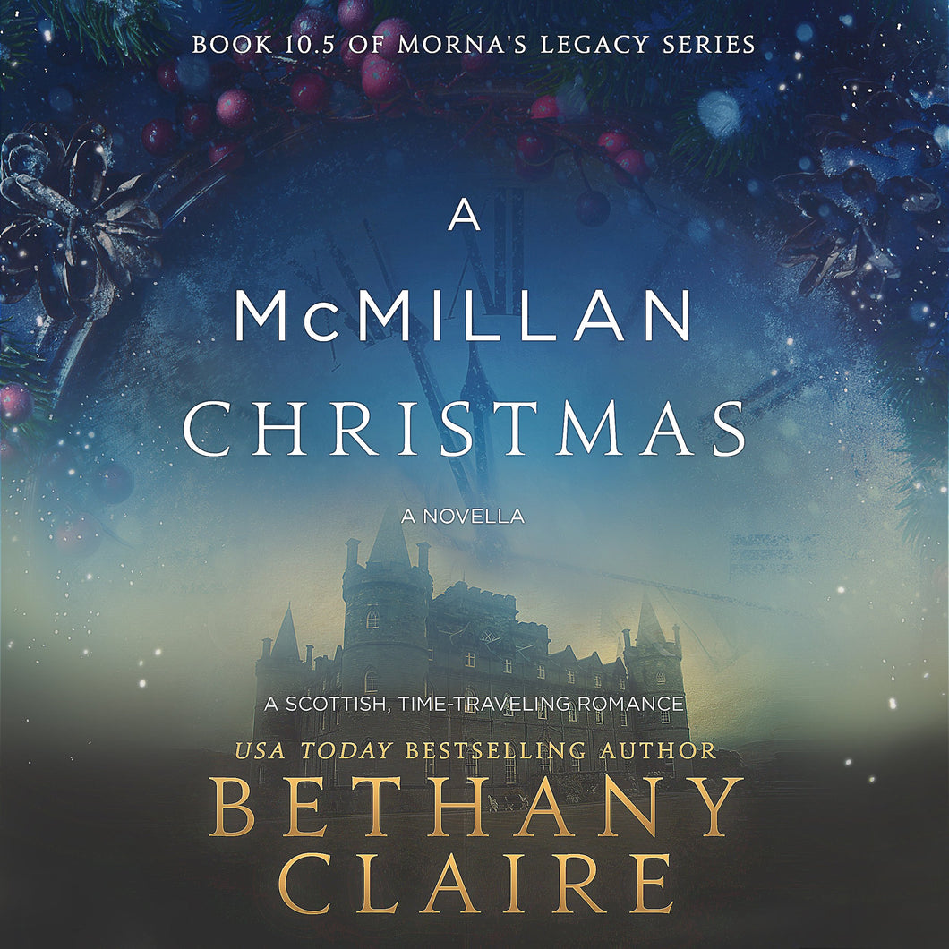 A McMillan Christmas: A Scottish Time Travel Christmas Novella