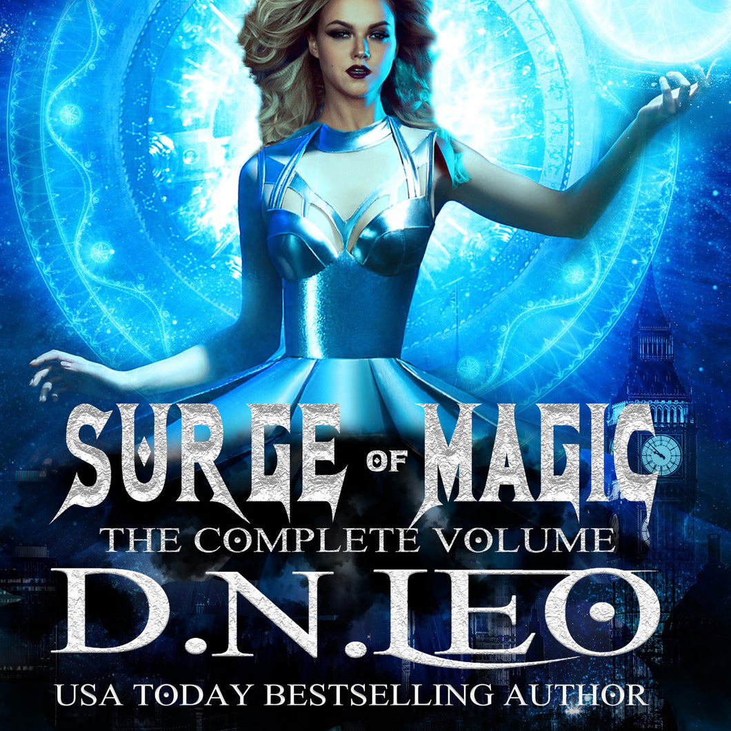 Surge of Magic - The Complete Volume: Spell Breaker - Fate Shifter - Cursed Stone - Magic Unborn