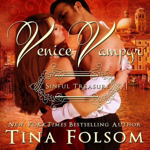 Sinful Treasure (Venice Vampyr #3)