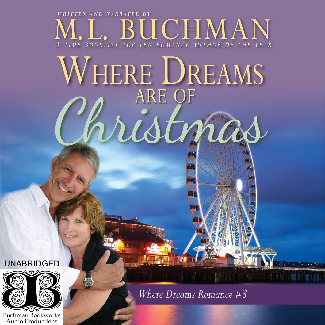 Where Dreams Are of Christmas: a Pike Place Market Seattle romance