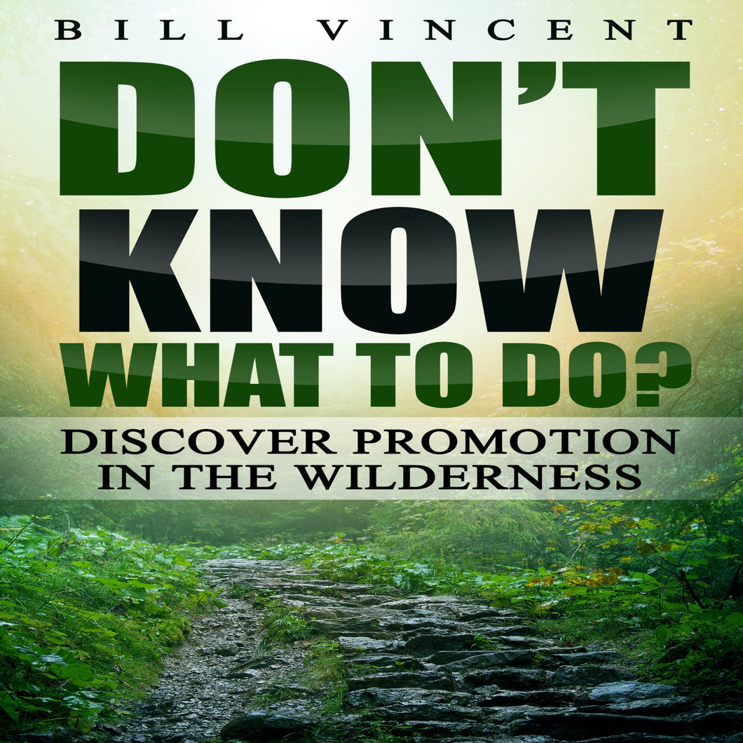 Don't Know What to Do?: Discover Promotion in the Wilderness