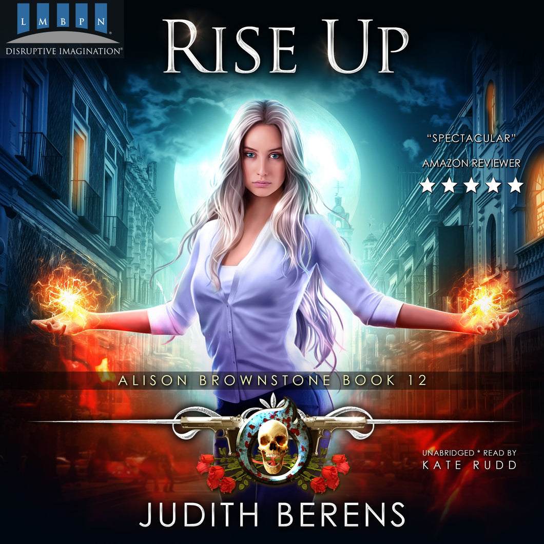Rise Up: Alison Brownstone Book 12