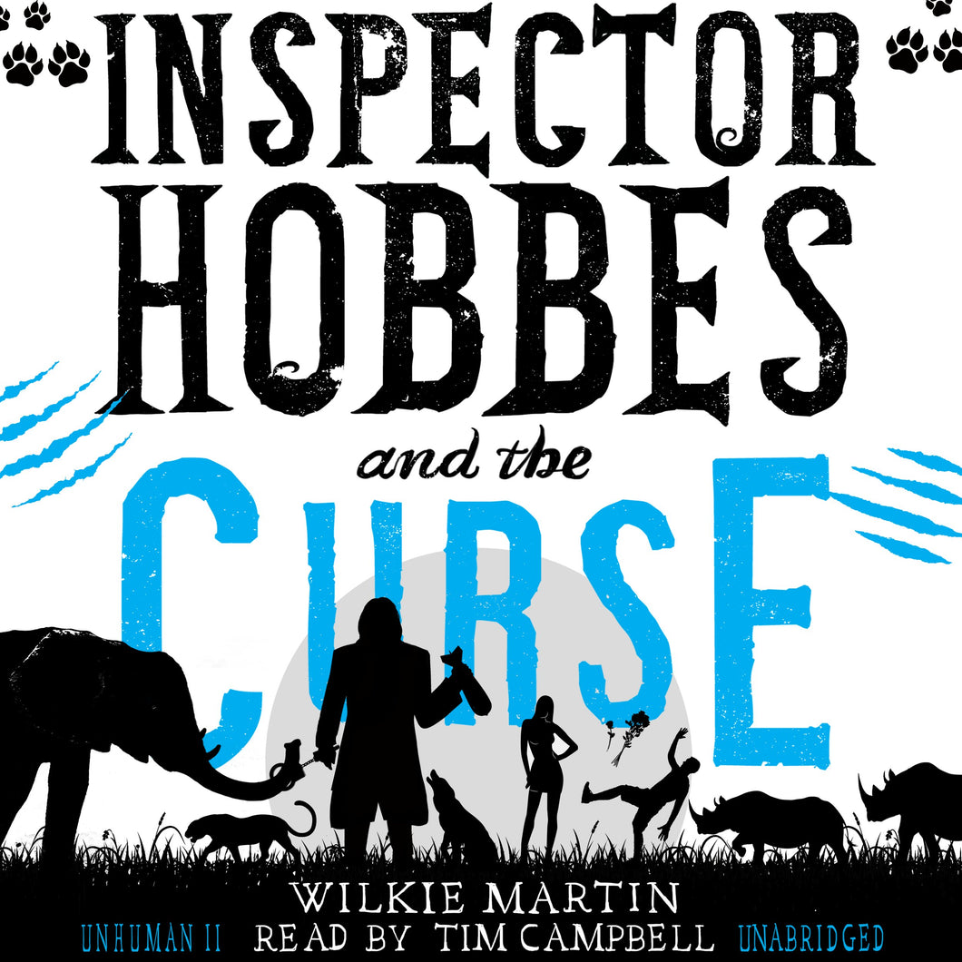 Inspector Hobbes and the Curse by Wilkie Martin: A Cotswold Comedy Cozy Mystery Fantasy