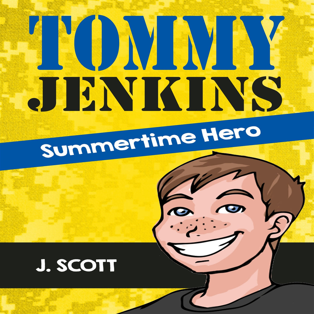 Tommy Jenkins Summertime Hero