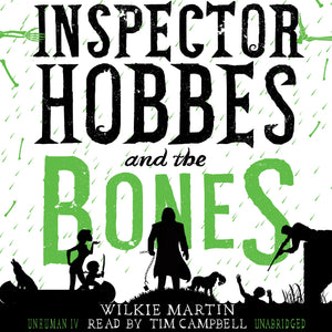 Inspector Hobbes and the Bones by Wilkie Martin: A Cotswold Comedy Cozy Mystery Fantasy