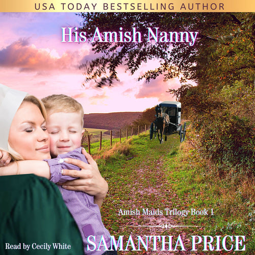 His Amish Nanny: Amish Christian Romance