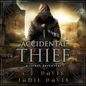 Accidental Thief - Accidental Traveler Book 1