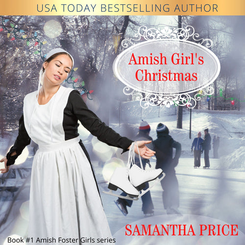 Amish Girl's Christmas: Amish Romance