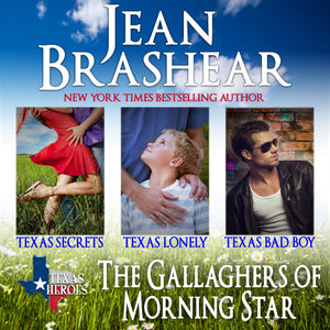 The Gallaghers of Morning Star Boxed Set: Books 1-3