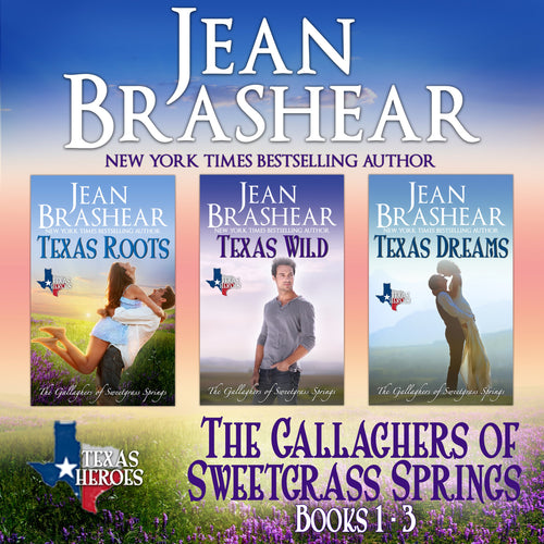 The Gallaghers of Sweetgrass Springs Boxed Set One: Books 1-3