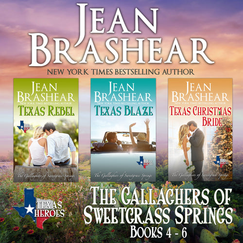 The Gallaghers of Sweetgrass Springs Boxed Set Two: Books 4-6