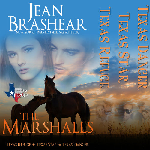 The Marshalls Boxed Set: Books 1-3